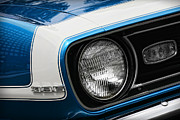 396 Prints - 1968 Chevy Camaro SS 396 Coupe Print by Gordon Dean II