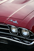 Chevelle Posters - 1968 Chevy Chevelle SS Poster by Gordon Dean II