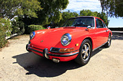 Classic Porsche 911 Photos - 1968 Porsche 911 by Denise Pohl