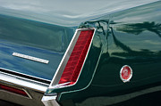 1969 Posters - 1969 Cadillac Eldorado Tail Light 3 Poster by Jill Reger