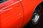 Mopar Metal Prints - 1969 Dodge Charger RT Metal Print by Gordon Dean II