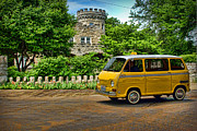 1969 Photos - 1969 Subaru Model 360 Taxi by Tim McCullough