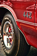 Transportation Originals - 1970 Oldsmobile Cutlass 442 by Gordon Dean II