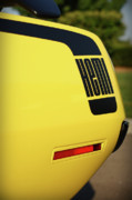 Rear Originals - 1970 Plymouth Hemi Cuda Drivers Rear Hockey Stripe by Gordon Dean II