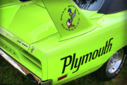 Drag Race Prints - 1970 Plymouth Superbird Print by Gordon Dean II