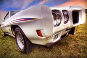 Panel Originals - 1970 Pontiac GTO The Judge by Gordon Dean II