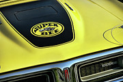 Super Bee Posters - 1971 Dodge Charger Super Bee Poster by Gordon Dean II