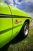 Sublime Digital Art Originals - 1971 Dodge Demon 340 by Gordon Dean II