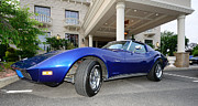 454 Photos - 1973 Corvette Stingray by Paul Ward