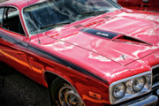 Gratiot Digital Art Originals - 1974 Plymouth Road Runner 340 by Gordon Dean II