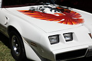 Hotrod Posters - 1979 Pontiac Trans Am . 5D16315 Poster by Wingsdomain Art and Photography