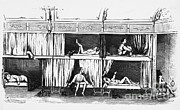 Nineteenth Century Art - 19th Century Sleeping Car by Omikron