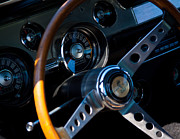 Auto Photos - 1967 Ford Mustang Shelby GT500 by David Patterson