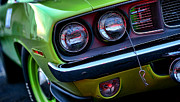 For Photo Originals - 1971 Plymouth HemiCuda by Gordon Dean II