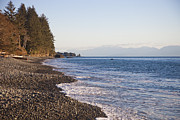 Taylor S. Kennedy - A Beautiful Shoreline At...