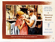 Films By Elia Kazan Photo Posters - A Streetcar Named Desire, Vivien Leigh Poster by Everett