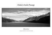 Signed Photo Prints - Alaskas Inside Passage Print by William Jones