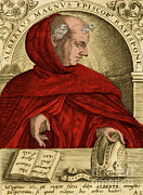 Albertus Magnus, Medieval Philosopher Print by Science Source