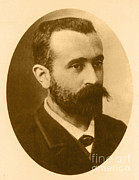 Alphonse Photos - Alphonse Bertillon, French Biometrician by Science Source