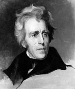 Thomas Sully Prints - Andrew Jackson 1767-1845, U.s Print by Everett