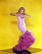 Tiered Dress Posters - Ann-margret, 1960s Poster by Everett