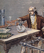 Combustion Posters - Antoine-laurent Lavoisier, French Poster by Science Source