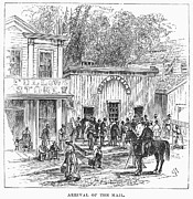 Daily Mail Posters - Arkansas: Hot Springs, 1878 Poster by Granger