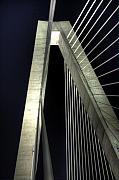 Lowcountry Art - Arthur Ravenel Jr. Bridge  by Dustin K Ryan
