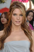 Ashley Greene Posters - Ashley Greene At Arrivals For The Poster by Everett
