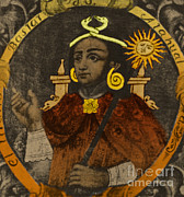 Inca Framed Prints - Atahualpa, Last Emperor Of The Incan Framed Print by Science Source