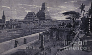 Babylon Metal Prints - Babylon Metal Print by Photo Researchers