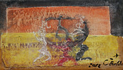 Dance Painting Originals - Bailando 12 by Jorge Berlato