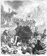 Balkan Insurgency, 1876 Print by Granger