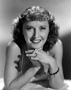 Bracelet Framed Prints - Barbara Stanwyck, Paramount Pictures Framed Print by Everett