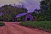 Shed Originals - Barn HDR by Jason Blalock