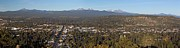 Medford Photos - Bend Oregon from Pilot Butte by Twenty Two North Photography
