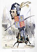 Benjamin Disraeli Print by Granger