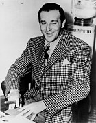 Jewish Ancestry Framed Prints - Benny Bugsy Siegel 1906-1947 Framed Print by Everett