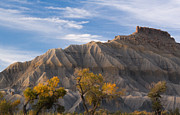 Geologic Prints - Bentonite Butte Print by Utah Images