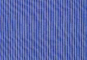Vibrant Color Art - Blue and White Stripes by Blink Images