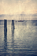 Sail Boat Framed Prints - Boat Framed Print by Joana Kruse