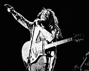 Performing Photo Acrylic Prints - Bob Marley 1978 Acrylic Print by Chris Walter