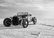 For Sale Photos - Bonneville Salt Flats Speed Week 2012 by Holly Martin