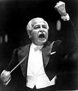 Boston Pops Orchestra Conductor, Arthur Print by Everett