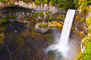 Whistler Photos - Brandywine Falls by Ian Stotesbury
