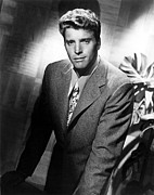 Jomel Files Posters - Burt Lancaster, 1940s Poster by Everett