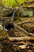Buttermilk Prints - Buttermilk Falls Print by Mike Horvath