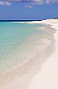Caribbean Beach. Print by Fernando Barozza