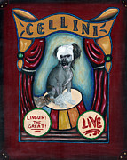 Circus. Paintings - Cellini the Great by Bronwen Skye