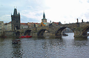 Paul Pobiak - Charles Bridge and Old...